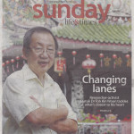 Changing Lanes by New Sunday Times
