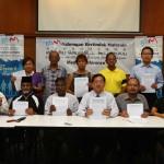 马来西亚行动方略联盟:一个不公的第13届全国大选