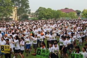 峇株吧辖第二轮林连玉行 华校师生与民众热情响应