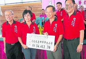 [ 报导 ] 华教行筹获三十万,丹州华社凝聚力强