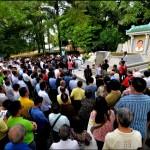 2015年林连玉先生逝世30周年公祭联名献花圈名单