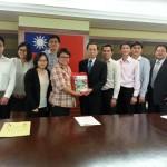 [ 报导 ] 与驻马台北经济文化办事处交流考察团
