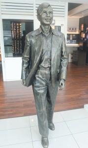 lim lian geok statue