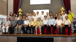 [ 报导 ] 霹雳联委会办五周年纪念  政治转型应争取友族支持