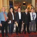 [ 新闻转载 ] 七党团晤教长反对统一国文课本