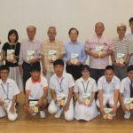 【新闻转载】24独中生创举·撰述林晃升奋斗史