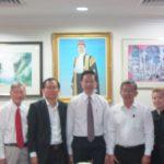 行动方略联盟拜访雪兰莪高级行政议员拿督邓章钦