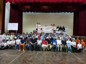 [新闻稿]Merdeka Go跨族群一日营•50各族中学生同欢共学