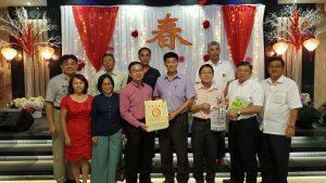 【新闻】拜访麻坡中化董事部 共商未来成立联委会