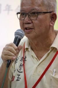 林连玉基金吉玻州联委会主席     陈湘荣