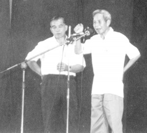 【阅读材料】董总三十周年纪念晚宴演讲词