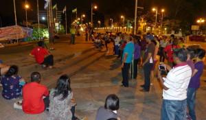 2bii 世界人权日庆典在霹雳火车站举行