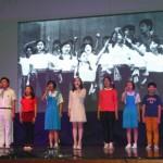 [ 报导 ] 迎风而立午宴庆卅周年,艺人演绎华教诗歌舞蹈