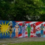 林连玉墓园壁画(2009—2015)