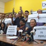 2020【联署文告】Bersih 2.0 & Civil Society Organisations' Joint Statement: Backdoor Government is Undemocratic and a Betrayal of Voters of GE14